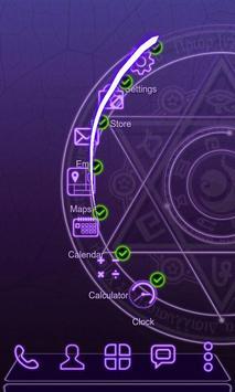Next Launcher Theme  3D Magic apk screenshot