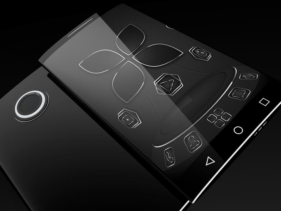 Soft Touch Black theme for Next Launcher for Android - APK Download