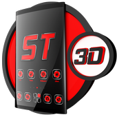 Soft Touch Red Theme icon
