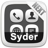 Syder Next Launcher 3D Theme icon
