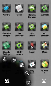 Syder Next Launcher 3D Theme apk screenshot