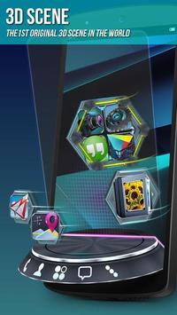 Next Launcher 3D Shell Lite screenshot 1