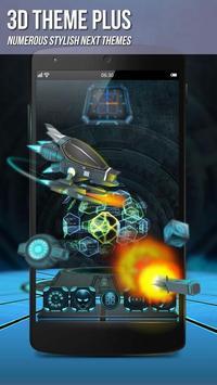 Next Launcher 3D Shell Lite screenshot 2