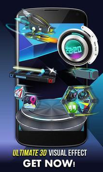 Next Launcher 3D Shell Lite screenshot 6