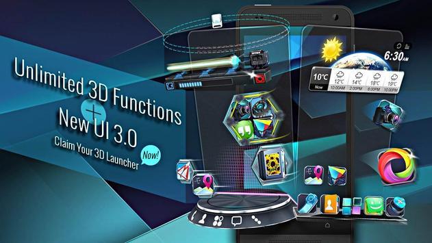 Next Launcher 3D Shell Lite screenshot 8
