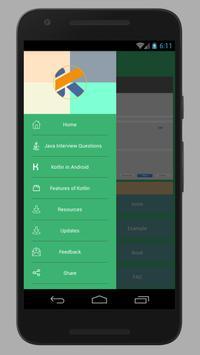 Kotlin - Android tutorial screenshot 1
