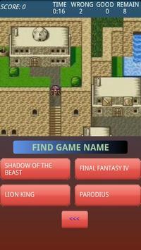 Super Nintendo Quizz screenshot 1