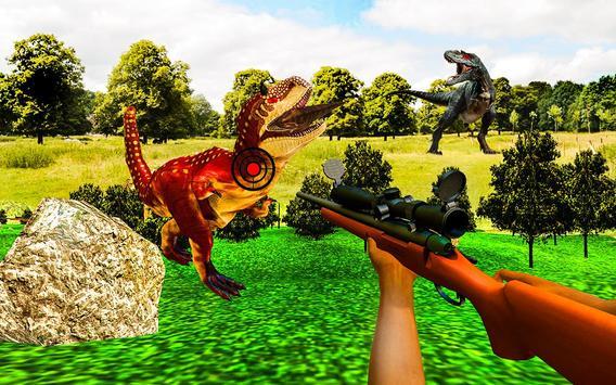 Deadly Dinosaur Animals Hunting Games screenshot 8