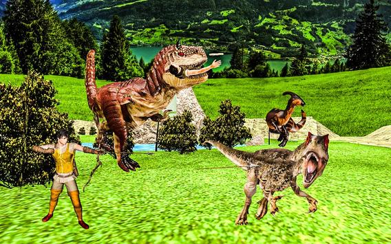 Deadly Dinosaur Animals Hunting Games poster