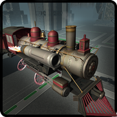 Flying Train Simulator 3D Free icon