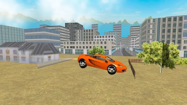San Andreas Futuristic Car 3D apk screenshot