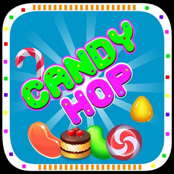 Candy Hop Mania poster