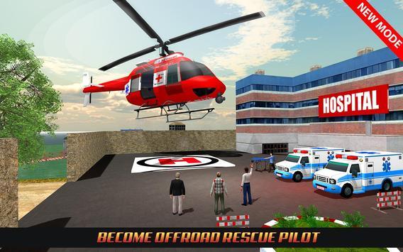 Ambulance Driver 2017-Rescue apk screenshot