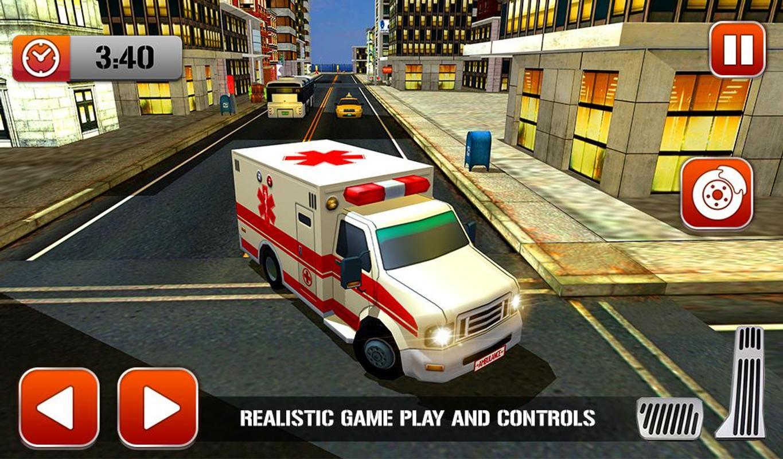 emergenyc game controls