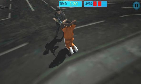 Jail Attack Prison Escape screenshot 3