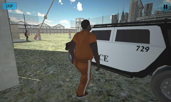 Jail Attack Prison Escape poster