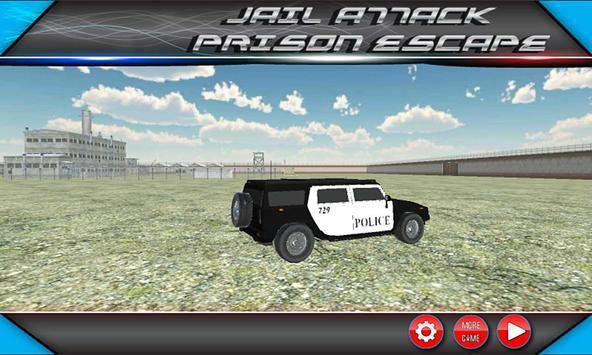 Jail Attack Prison Escape screenshot 1