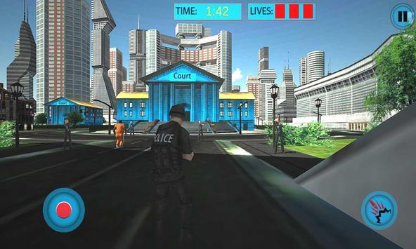 Jail Attack Prison Escape screenshot 2