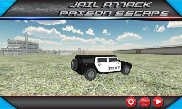 Jail Attack Prison Escape screenshot 9