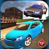 Police Car Chase Escape plan icon
