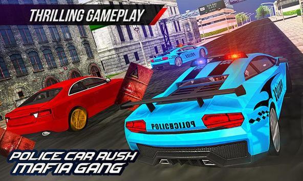 Police Car Chase Escape plan screenshot 3