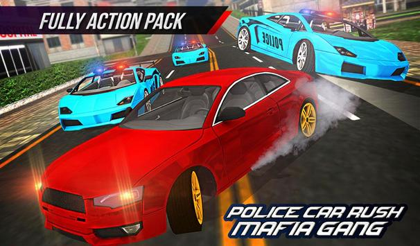 Police Car Chase Escape plan screenshot 14