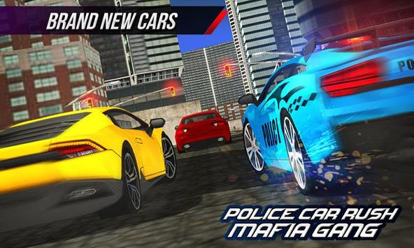 Police Car Chase Escape plan screenshot 1