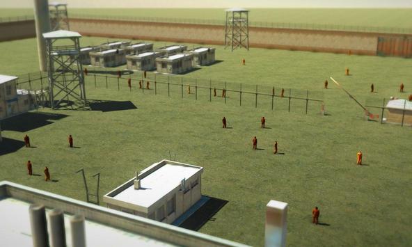 Prison Security : Sniper screenshot 17