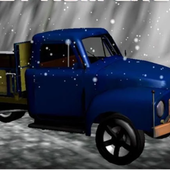Off-Road Snow Truck icon