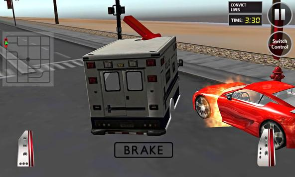 3D Streets of Crime: Car Thief screenshot 12