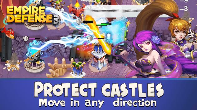 Empire DefenseⅢ apk screenshot