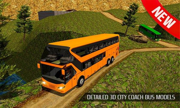 Uphill Offroad Bus Driver 2017 poster