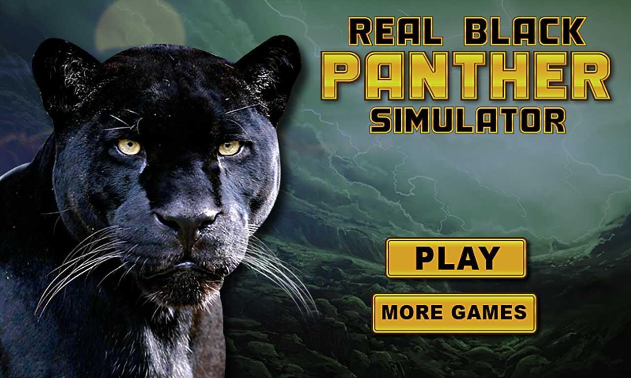 panther simulator fast screen app