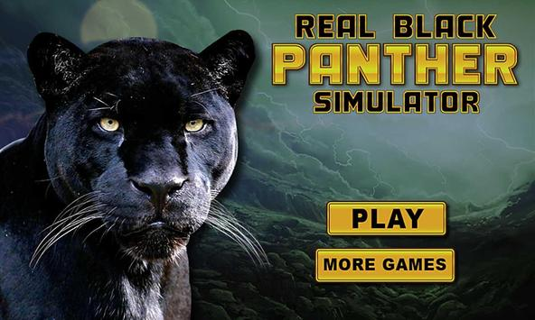 real preto pantera simulador imagem de tela 17