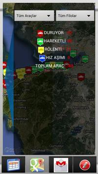 SADEGPS Güzergah Takip Sistemi apk screenshot