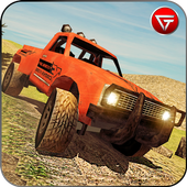Offroad Jeep Uphill Driving - Best Jeep Game 2018 icon