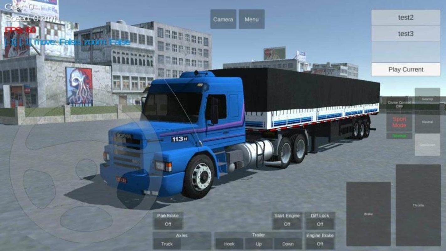 Grand Truck Simulator 2 Skins E Novidades For Android Apk Download