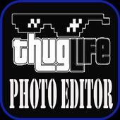 Thug Life Photo Sticker icon