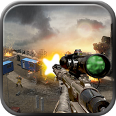 Black Ops Sniper Shooter 3D icon