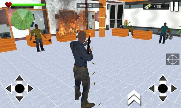 Grand Gangsters Sin City 3D apk screenshot