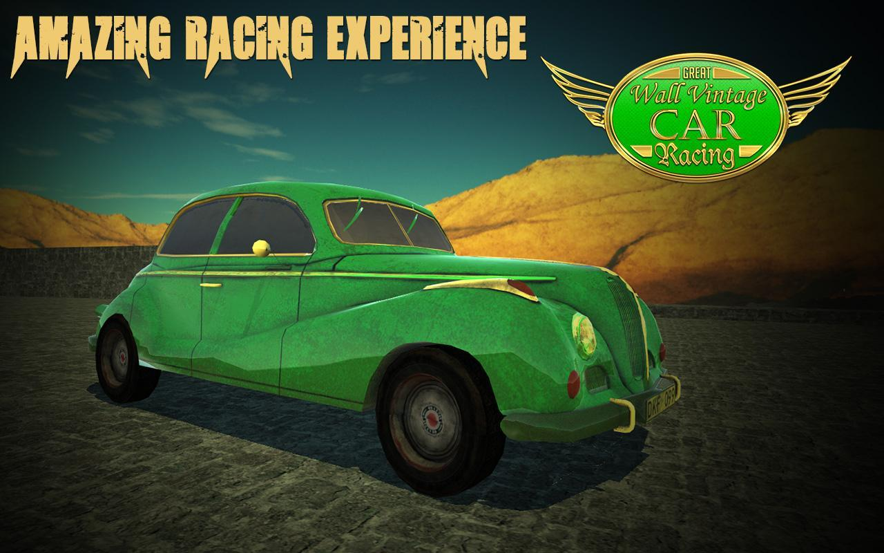 Great Wall Vintage Car Racing APK Download - Free Racing GAME for ...