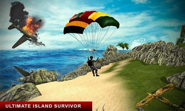 Lost Island Raft Survival Game poster