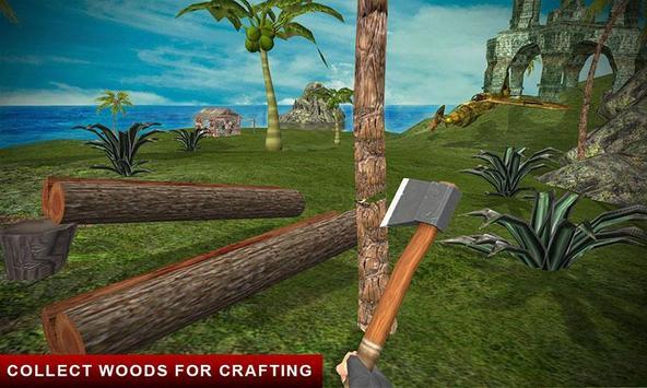 Lost Island Raft Survival Game apk screenshot