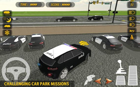 City Police Car Driving School screenshot 6