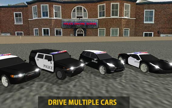 City Police Car Driving School screenshot 7