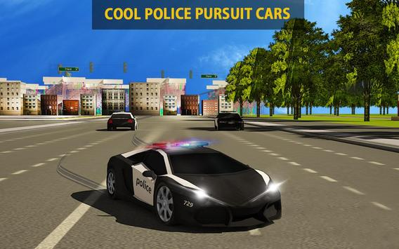 City Police Car Driving School screenshot 9