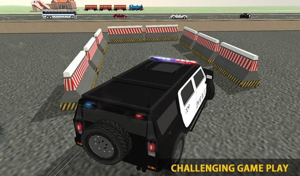 City Police Car Driving School screenshot 13