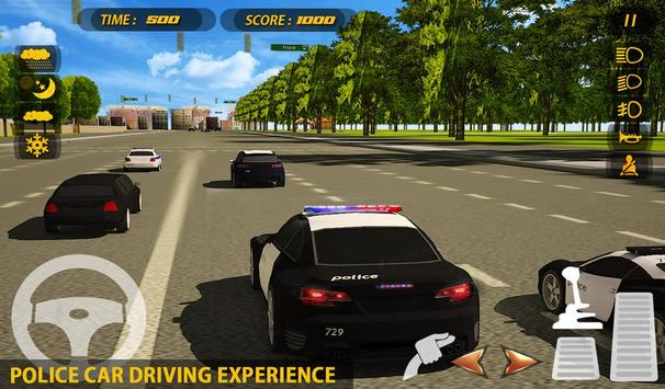 City Police Car Driving School screenshot 10