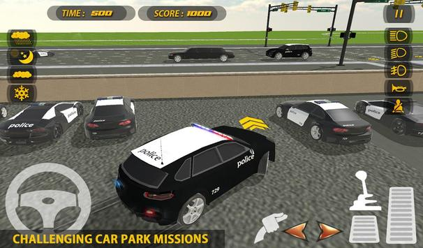 City Police Car Driving School screenshot 11