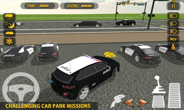 City Police Car Driving School screenshot 1